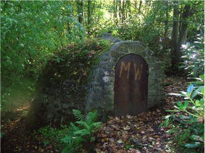 Picture Of Ice House In Eglinton Country Park Kilwinning North Ayrshire Scotland