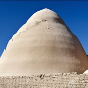 Picture Of Ice House In Meybod Iran