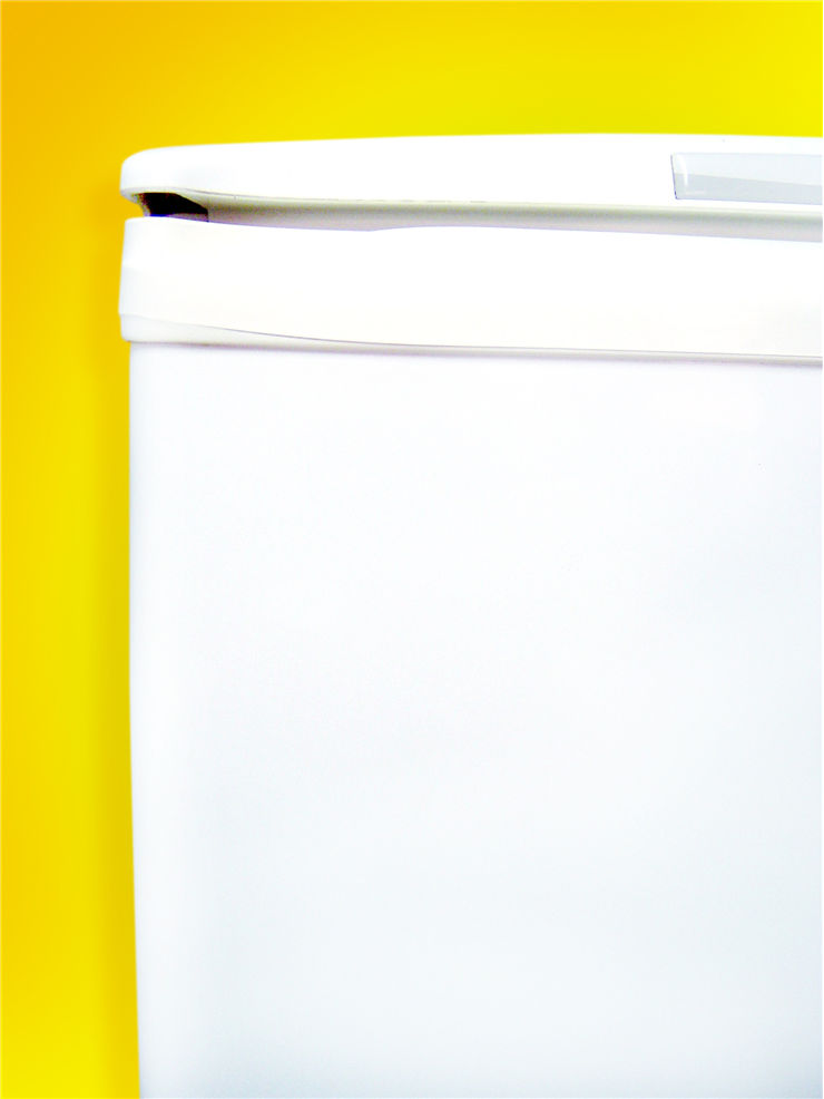 Picture Of Modern Home Refrigerator